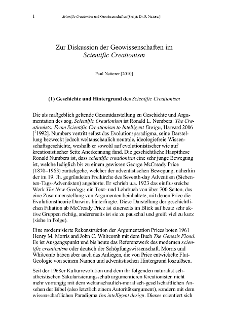 E6.Geologie Scientific Creationism Skizze